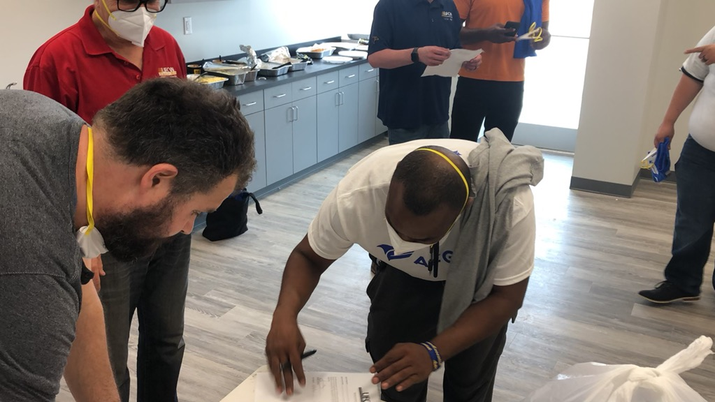 Brookshire Aegle Workers Join Local 455